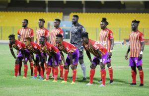 Hearts of Oak coach Samuel Boadu starts goalkeeper Ben Mensah in first eleven to face Aduana Stars