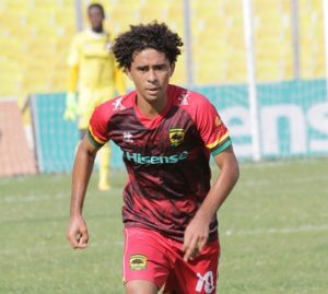 Uncertain Fabio Gama ready to consider playing for Ghana's Black Stars