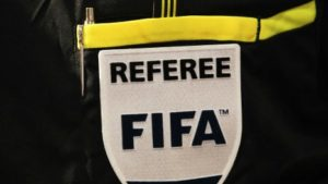 Referee Gabriel Arhin, assistant referee Peter Dawsa handed lengthy suspension