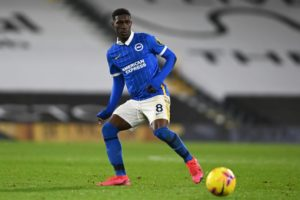 Arsenal legend Ian Wright wants Brighton midfielder Yves Bissouma to partner Thomas Partey