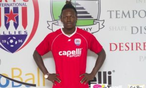 2020/21 Ghana Premier League: Richard Arthur delighted to score his goal for Inter Allies against Dreams FC