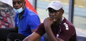 2020/21 Ghana Premier League: Inter Allies coach Felix Aboagye confident of surviving relegation
