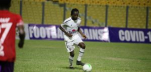 2020/21 Ghana Premier League: Inter Allies midfielder Richmond Lamptey named NASCO MVP in Hearts defeat