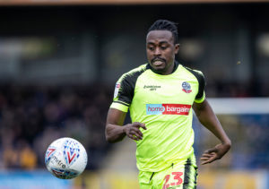 Three clubs chase former Leicester player Joe Dodoo