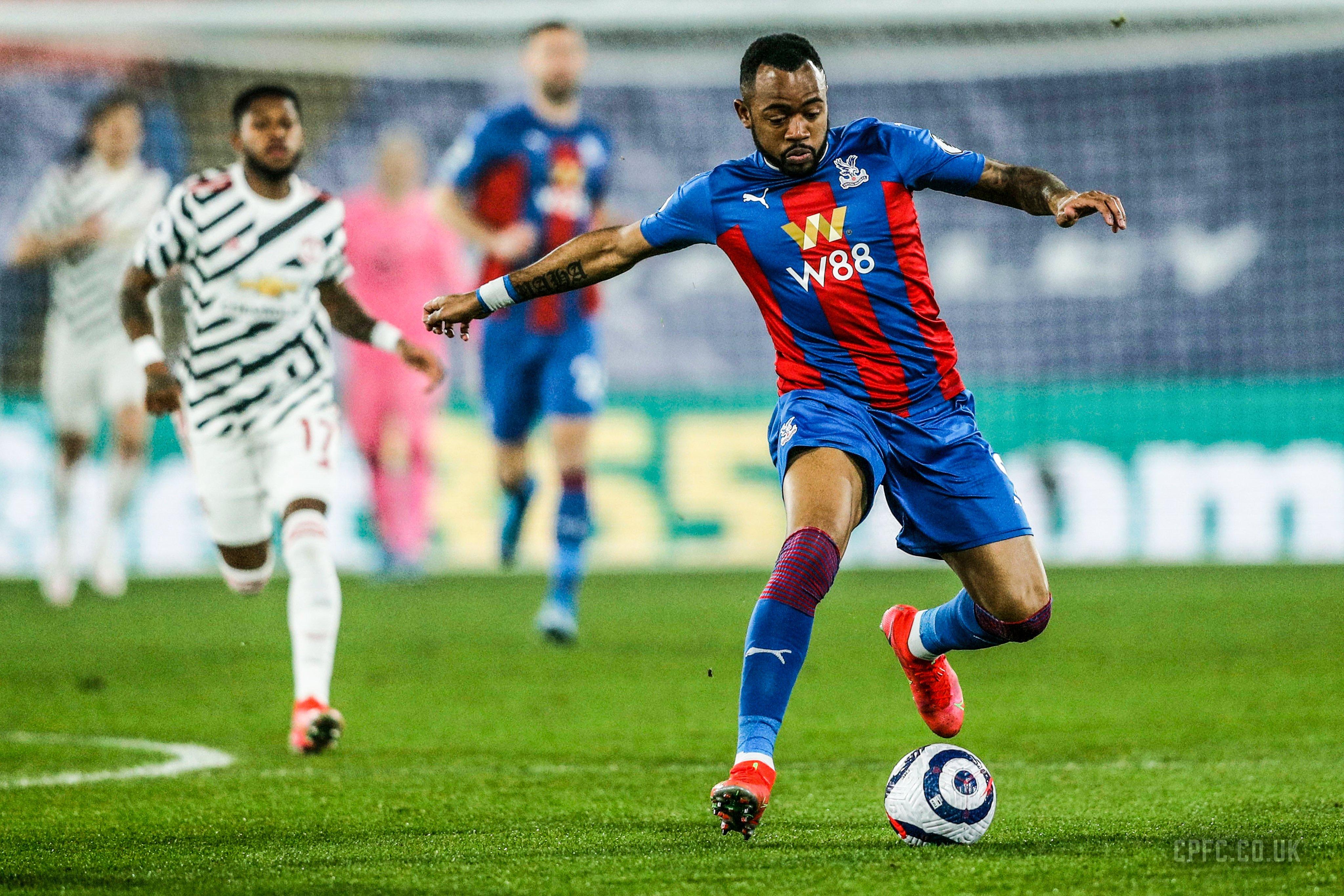 REVEALED: Ghana striker Jordan Ayew on a £32,500 weekly wage at Crystal Palace
