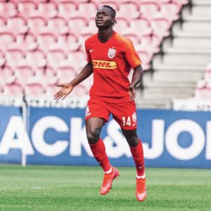 Ghana sensation Kamal Deen Sulemana scores to inspire FC Nordsjaelland to victory