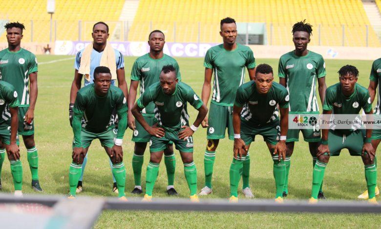 20/21 Ghana Premier League matchday 20: King Faisal holds Ashanti Gold SC to a goalless draw in Techiman