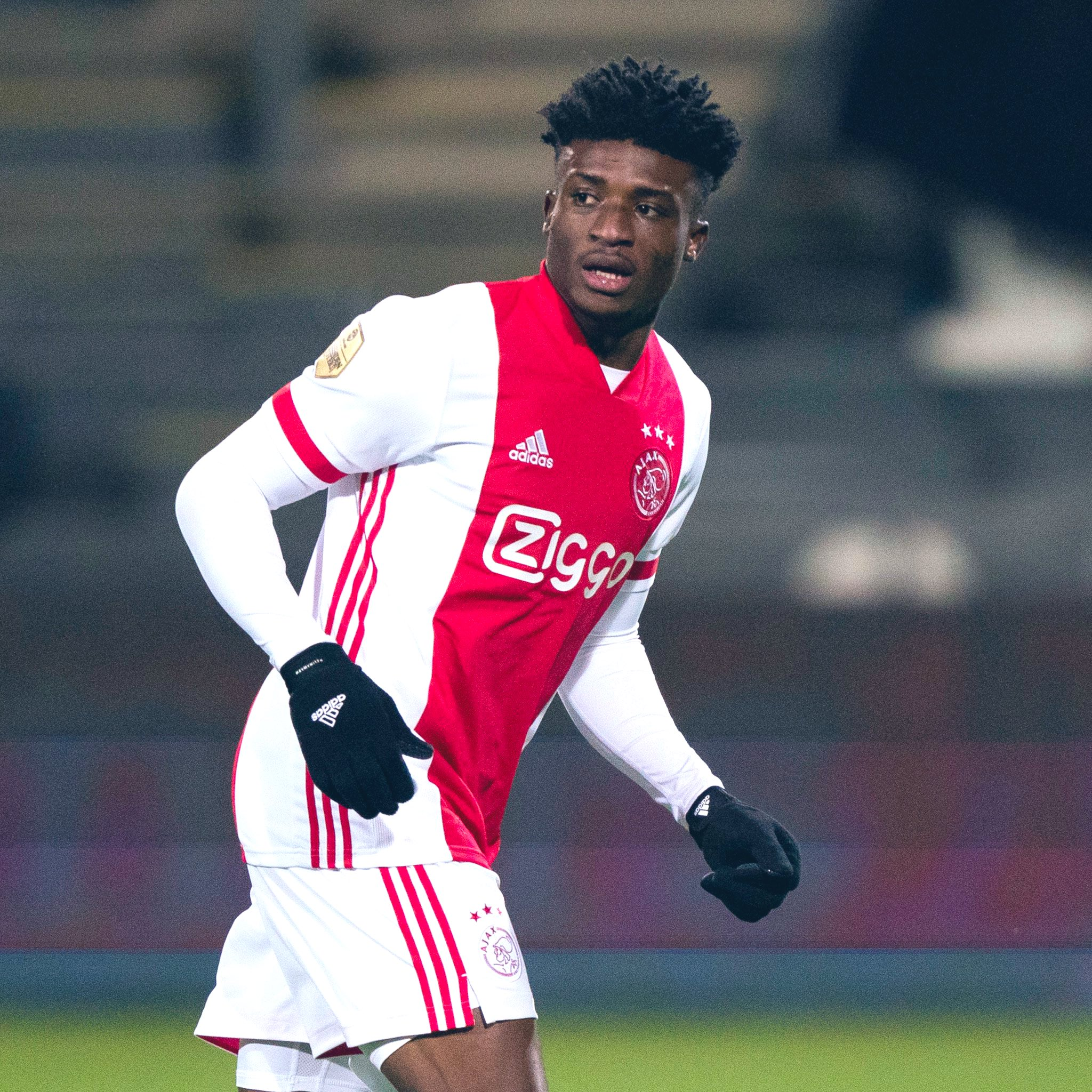 Ghana forward Mohammed Kudus features for Ajax in hard-earned draw against FC Utrecht