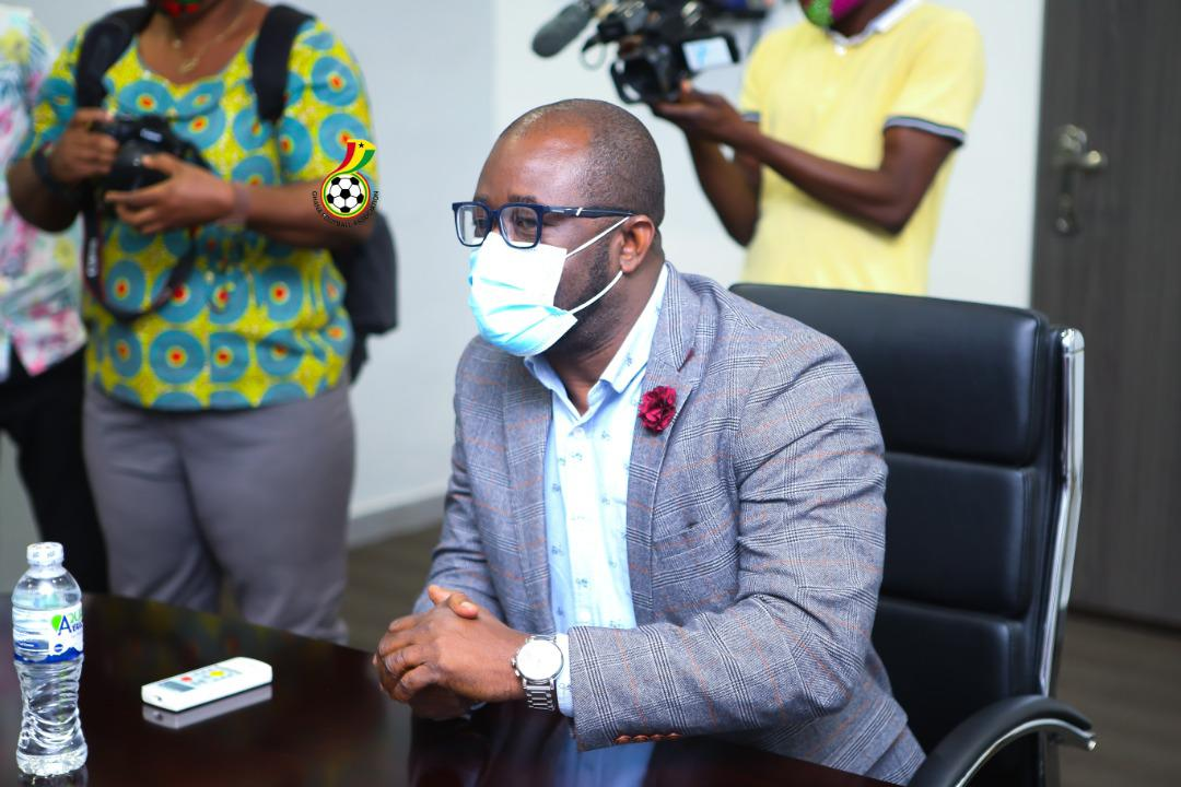 Police must do more to combat hooliganism- GFA boss Kurt Okraku