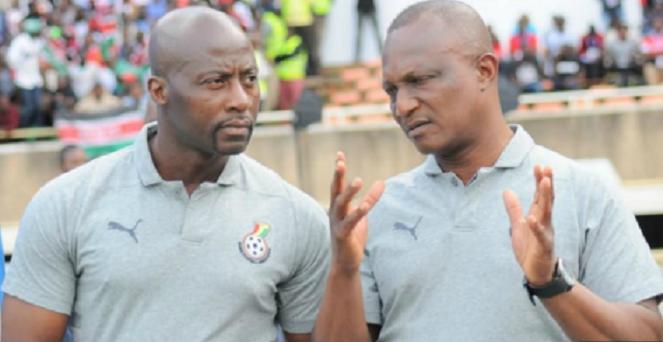 Ibrahim Tanko and Otto Addo lead the race for Black Stars job
