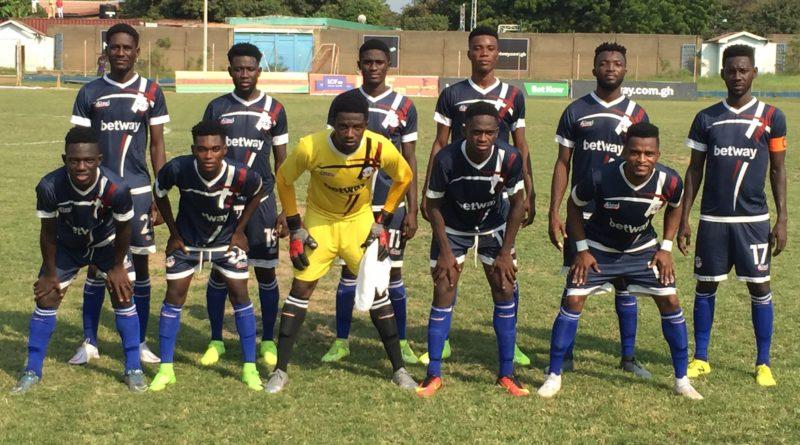 20/21 Ghana Premier League matchday 19: Liberty thrash Elmina Sharks 4-0
