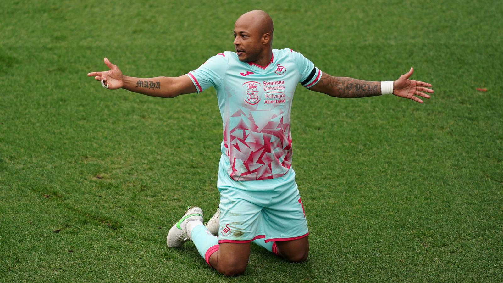 Andre Ayew scores and assist in Swansea City away win at Millwall