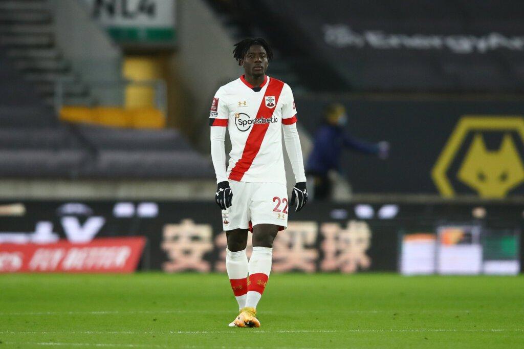 Ralph Hasenhuttl desires to improve defender Mohammed Salisu