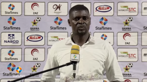 The focus is on our next game – Hearts of Oak coach Samuel Boadu on league aspiration
