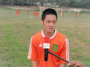 I am not scared of 'juju' in African football - Jindo Morishita