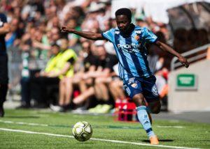 Ghana's Portia Boakye confident her Djugarden IF DDF side will beat AIK on Sunday