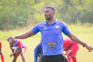 Samuel Boadu targets win over Karela United at Aiyinase