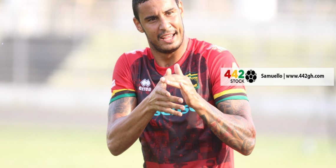 GPL HIGHLIGHTS: Asante Kotoko move to third after big win against Bechem United