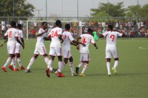 20/21 Ghana Premier League matchday 19: Lawrence Agyemkum's goal hands WAFA SC narrow win against Bechem Utd