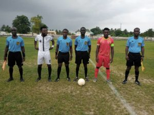 Division One League: Match officials for week 15 announced