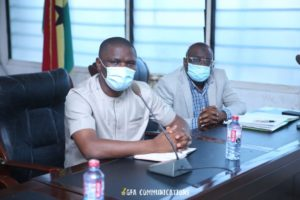 Sports Minister charges GFA to bring AFCON title home