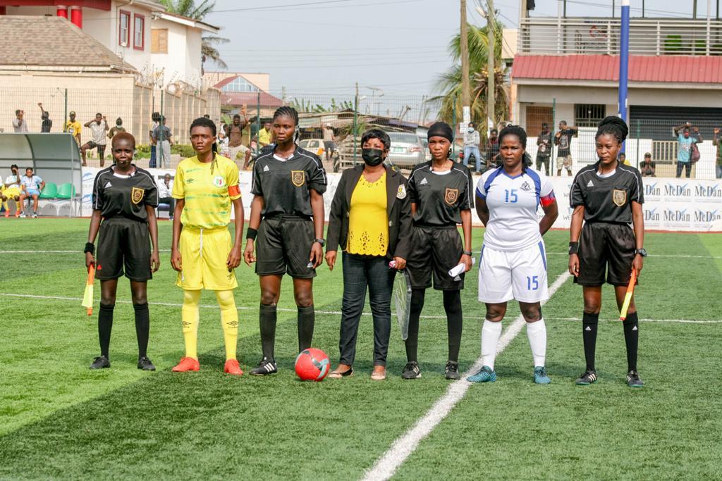 Ghana Women's Premier League: Match officials for week 8 announced