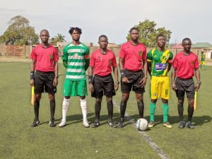 Division One League: Match officials for week 18 announced