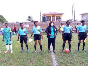 Ghana Women's Premier League: Match officials for week 11 confirmed