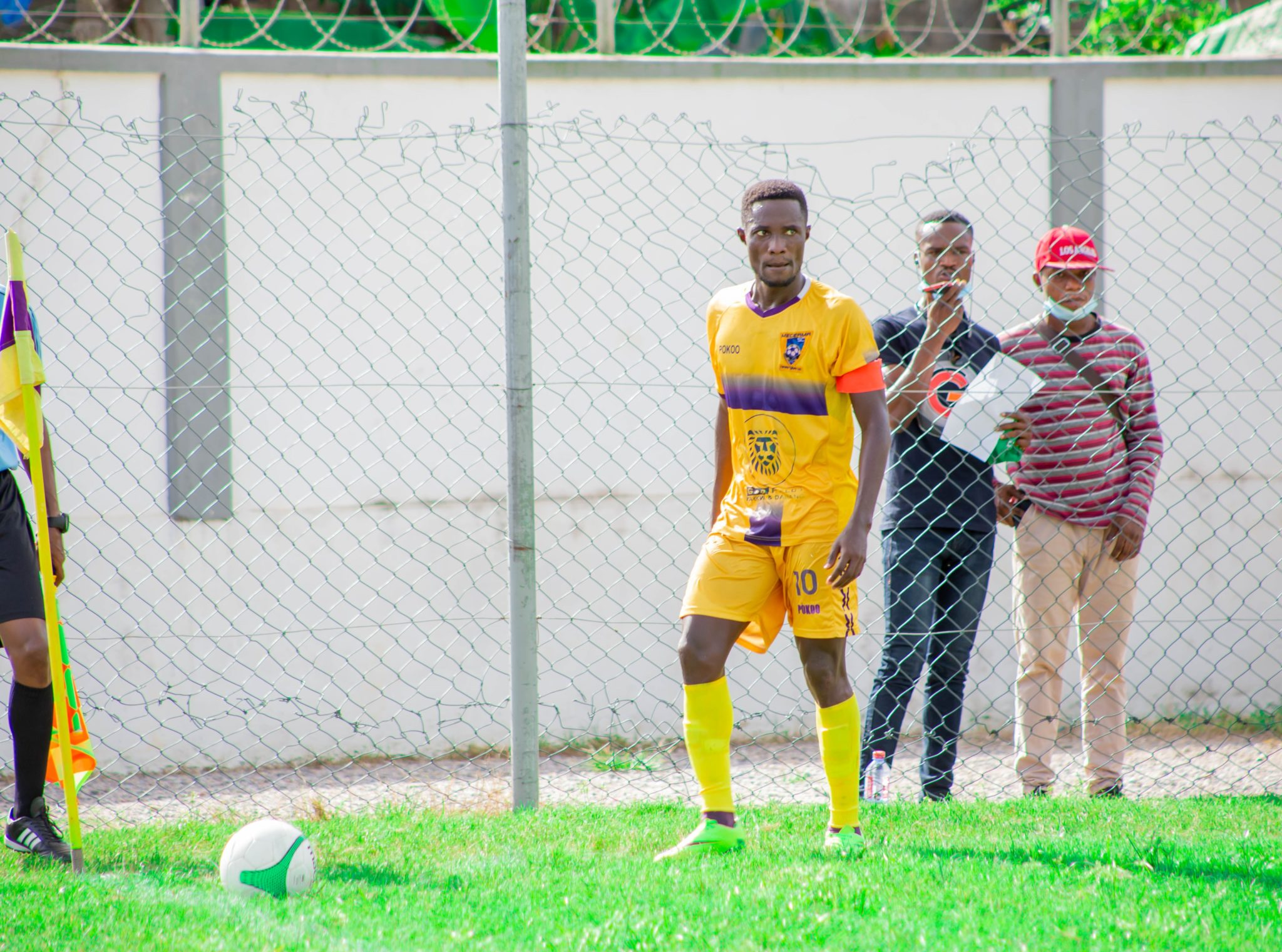 2020/21 Ghana Premier League: Joseph Tetteh Zutah steering the Medeama Wheel