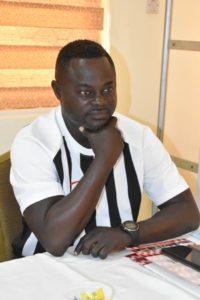 Elmina Sharks insist coach Odartey Lamptey is still at post amid alleged resignation