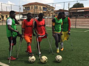 Asanteman Amputee SC line up friendly with Amugisco Amputee FC