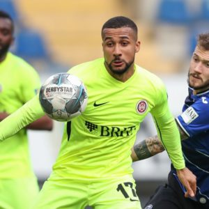 Daniel-Kofi Kyereh part of strongest St. Pauli attacking trio - coach Schultz