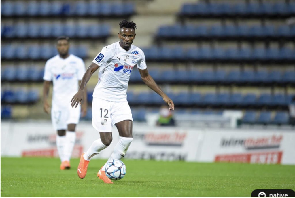 Emmanuel Lomotey to miss Amiens match against Rodez