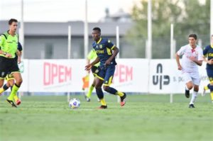 Ahmed Ankrah receives high marks after Parma U19 draw against Cremonese