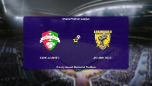 20/21 Ghana Premier League matchday 18: Karela United v AshantiGold preview