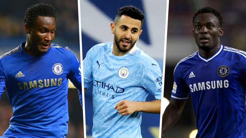 Chelsea vs Man City: Michael Essien among greatest Africans to play for either club