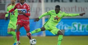 Massive blow for Zulte Waregem as defender Daniel Opare is ruled out for the rest of the season
