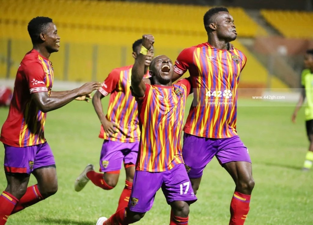 GPL HIGHLIGHTS: Hearts of Oak beat Inter Allies to climb into top four