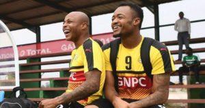 Ghana striker Jordan Ayew rooting for Andre Ayew's Swansea to gain promotion to EPL