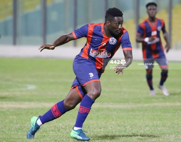 Be grateful I'm playing in the Ghana Premier League – Asamoah Gyan to booing Kotoko fans