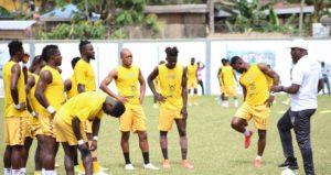 2020/21 Ghana Premier League: Medeama coach Yaw Preko names 18-man squad to face WAFA