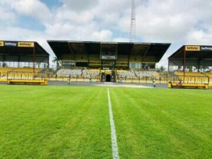 Asante Kotoko grateful to Ashgold for allowing team to use Len Clay Stadium