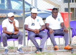 Yaw Preko & Yaw Acheampong given three matches to save their job at Medeama