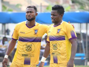 2020/21 Ghana Premier League: Medeama coach Yaw Preko makes three changes against WAFA