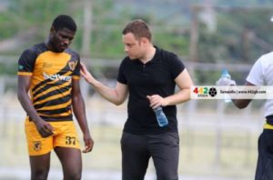 AshantiGold CEO lifts lid on why coach Romain Folz absconded