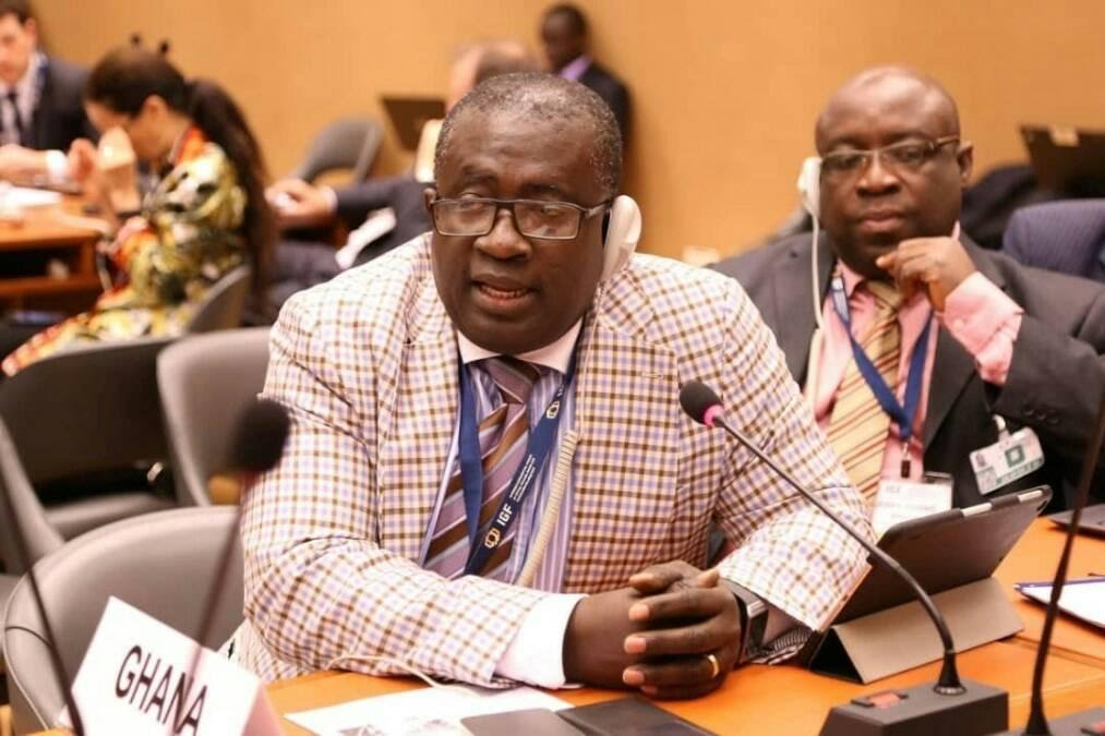 Dr Tony Aubynn retains post as chairman of Black Stars Management Committee