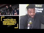"""9TH IS UNACCEPTABLE FOR ARSENAL!"" Darren Bent claims Arteta may be out of his depth!"