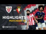 Highlights Athletic Club vs CA Osasuna (2-2)