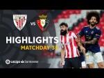 Highlights Athletic Club vs CA Osasuna (2-2)