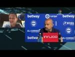Rueda de prensa Deportivo Alavés vs Levante UD